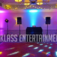 S Klass Entertainment DJ Set Up