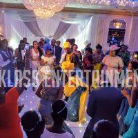 S Klass Entertainment African Wedding