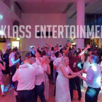 S Klass Entertainment Sandown Racecourse Wedding