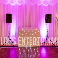 S Klass Entertainment Wedding PA Equipment