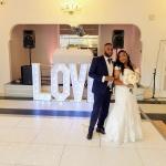 ELISHA & LEWIS' WEDDING – AUGUST '18