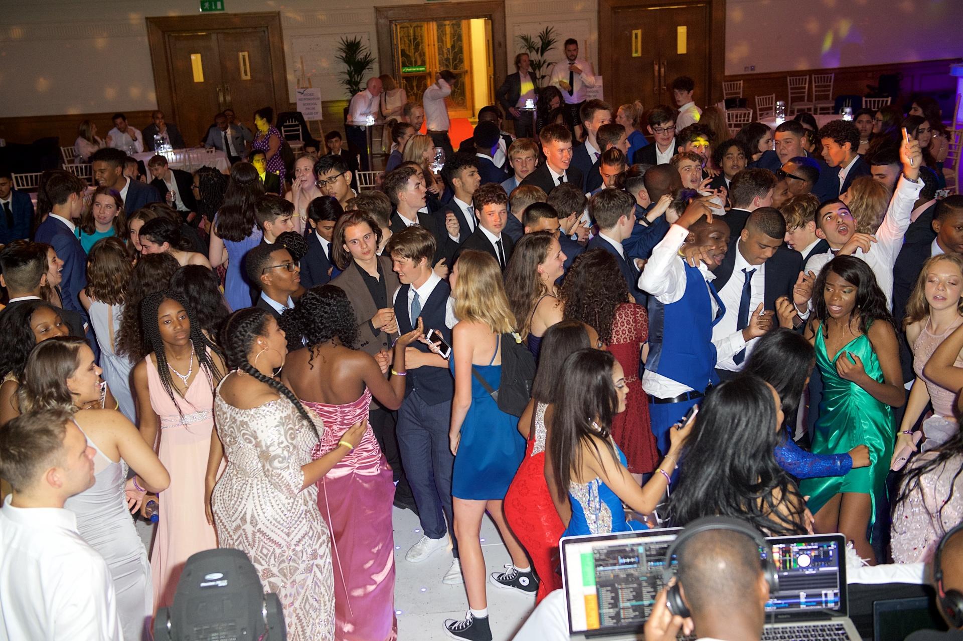 S Klass Ent School Prom