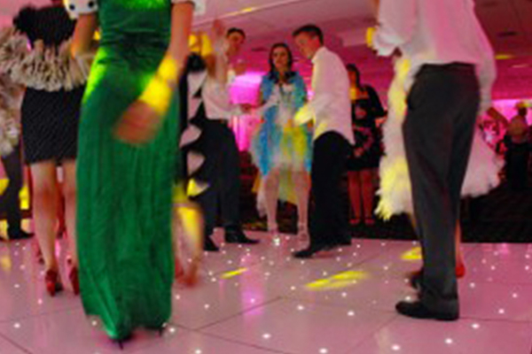 Hire LED Dancefloor