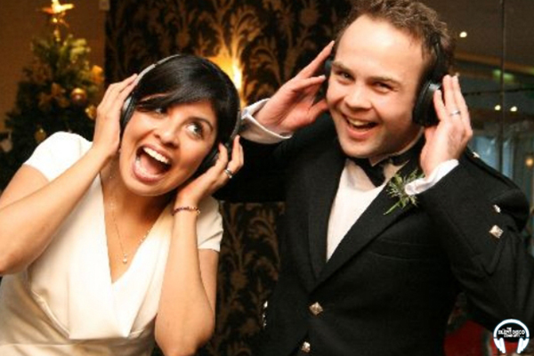 Hire Silent Disco in London